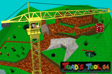 Download Toad's Tool 64 Beta v0 5 994, the Super Mario 64 Level Editor